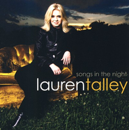 Songs In The Night CD   -     By: Lauren Talley