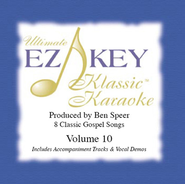 Klassic Karaoke, Volume 10 CD   -