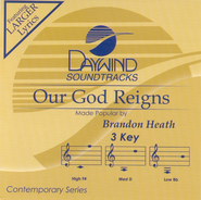 Our God Reigns, Accompaniment CD   -     By: Brandon Heath