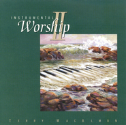 Instrumental Worship II CD   -              By: Terry MacAlmon