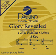 Glory Revealed, Accompaniment CD   -     By: Candi Pearson-Shelton