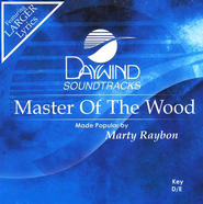 Master of the Wood, Accompaniment CD   -     By: Marty Raybon
