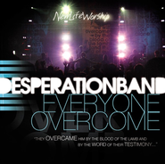 Everyone Overcome CD   -     By: Desperation Band