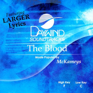 The Blood, Accompaniment CD   -     By: The McKameys
