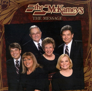 The Message CD   -     By: The McKameys