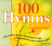100 Instrumental Hymns (3 CD Set)   -