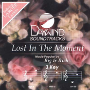 Lost In The Moment, Accompaniment CD   -     By: Big & Rich