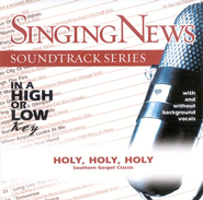 Holy, Holy, Holy, Accompaniment CD   -