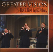 Live At First Baptist Atlanta CD   -              By: Greater Vision