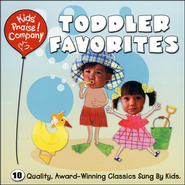 Top 10 Toddler Favorites   -              By: Kids Praise!