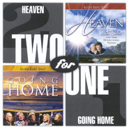 Going Home/Heaven CD   -     By: Bill Gaither, Gloria Gaither, Homecoming Friends