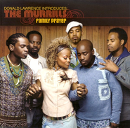 Family Prayer CD  -     By: The Murrills