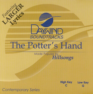 The Potter's Hand, Accompaniment CD   -     By: Hillsong