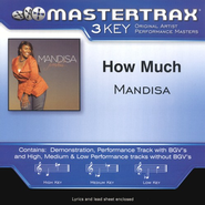 How Much, Accompaniment CD   -              By: Mandisa
