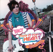 Rock-N-Happy Heart CD   -              By: Yancy