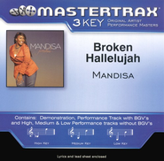 Broken Hallelujah, Accompaniment CD   -              By: Mandisa