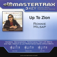 Up To Zion, Accompaniment CD   -     By: Ronnie Milsap