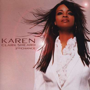 2nd Chance, Compact Disc [CD]   -     By: Karen Clark Sheard