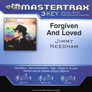 Forgiven And Loved (Premiere Performance Plus Track)  [Music Download] -     By: Jimmy Needham