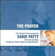 The Prayer, Accompaniment CD   -              By: Sandi Patty