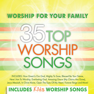 Worship For Your Family (Yellow) 3 CD's   -