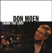 Thank You, Lord, Compact Disc [CD]   -     By: Don Moen