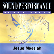 Jesus Messiah, Accompaniment CD   -     By: Chris Tomlin