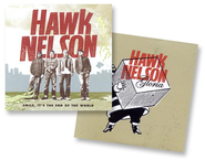 Smile, It's the End of the World with Christmas EP CD   -              By: Hawk Nelson