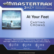 At Your Feet Accompaniment CD  -     By: Casting Crowns