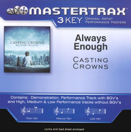 Always Enough Accompaniment CD  -     By: Casting Crowns