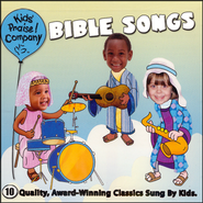 Kids Praise! Bible Songs  - Slightly Imperfect  -     By: Maranatha! Kids