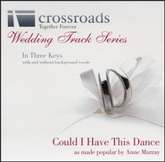 Could I Have This Dance, Acc CD   -     By: Anne Murray