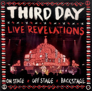 Live Revelations CD/DVD   -     By: Third Day