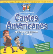 Cantos Americanos, Compact Disc [CD]   -     By: Cedarmont Kids