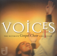 Voices: The Ultimate Gospel Choir Collection CD   -