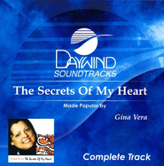 The Secrets Of My Heart, Complete CD Tracks   -     By: Gina Vera