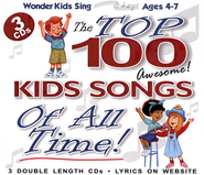 Noah's Arky, Arky  [Music Download] -     By: The Wonder Kids