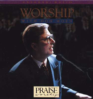 Worship With Don Moen, Compact Disc [CD]   -     By: Don Moen