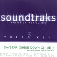 Daystar, Accompaniment CD   -              By: The Gaithers