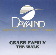 The Walk Complete Track, Accompaniment CD   -     By: The Crabb Family