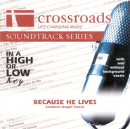 Because He Lives, Accompaniment CD   -