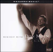 God Is Good, Compact Disc [CD]   -     By: Don Moen