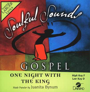One Night With The King, Accompaniment CD   -     By: Juanita Bynum