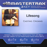 Lifesong, Accompaniment CD   -              By: Casting Crowns