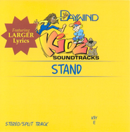 Stand, Accompaniment CD   -