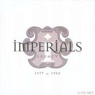 Imperials Legacy, Compact Disc [CD]   -              By: The Imperials