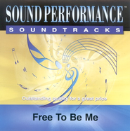Free To Be Me, Accompaniment CD   -     By: Francesca Battistelli