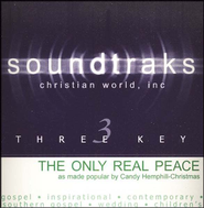 The Only Real Peace, Accompaniment CD   -     By: Candy Hemphill-Christmas