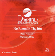 No Room in the Inn, Accompaniment CD   -     By: The Cumberland Boys