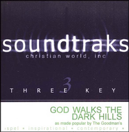 God Walks The Dark Hills, Accompaniment CD   -     By: The Goodmans